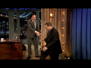 Jimmy Fallon 12/10/13
